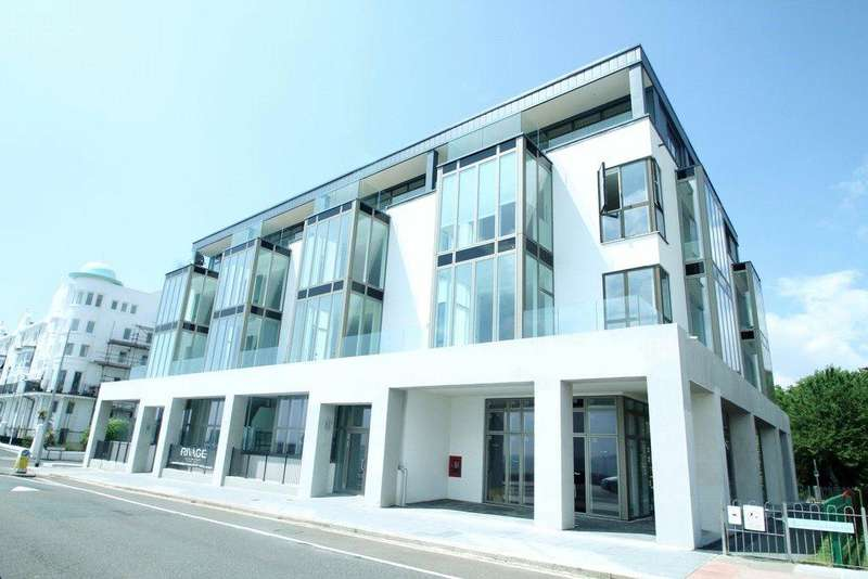 2 Bedrooms Flat for sale in Apartment 6, Rivage Apartments, Pier Street, Plymouth, Devon, PL1