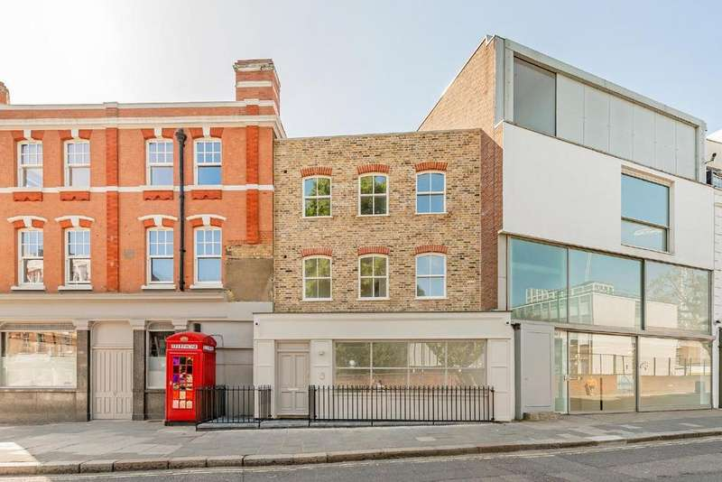 2 Bedrooms Terraced House for sale in Bell Street, Marylebone