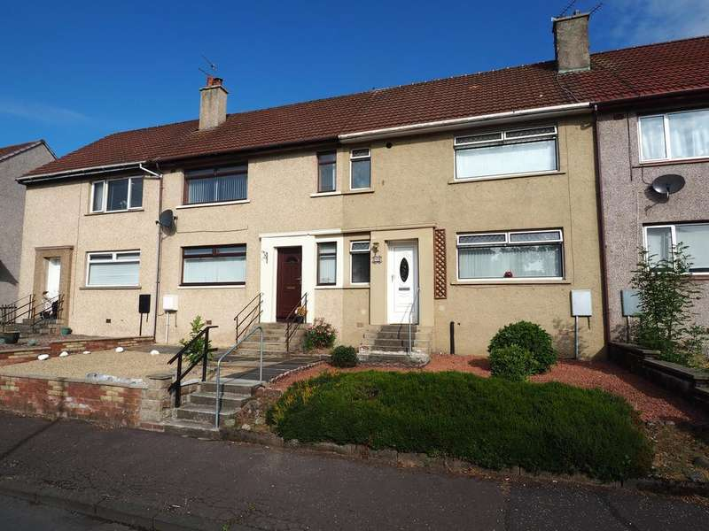 3 Bedrooms Terraced House for sale in Dalry KA24