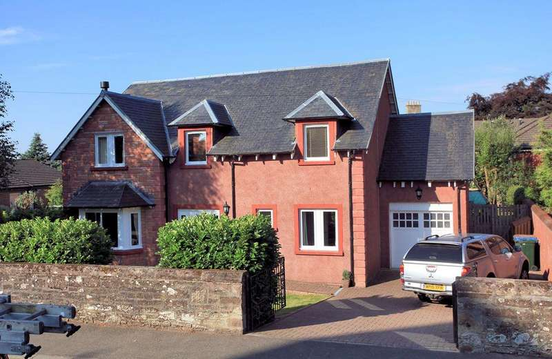 5 Bedrooms Detached Villa House for sale in Strathearn Terrace, 25 West High Street, Crieff PH7