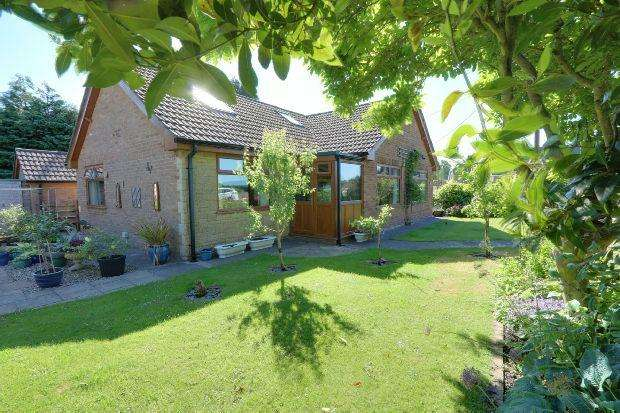 4 Bedrooms Detached House for sale in Ellwood, Coleford