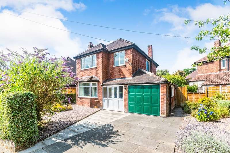 3 Bedrooms Detached House for sale in Shawdene Road, Northenden , Manchester, M22