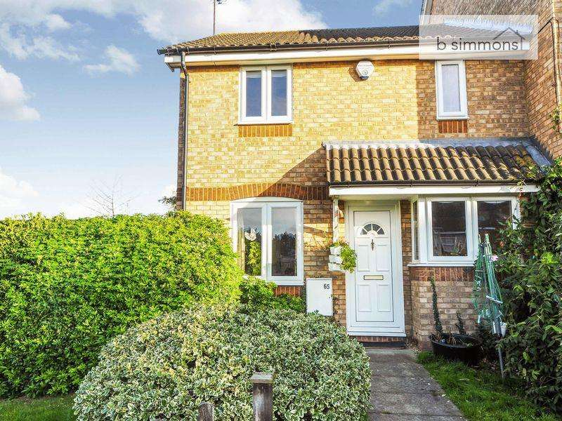 1 Bedroom End Of Terrace House for sale in Maplin Park, Langley