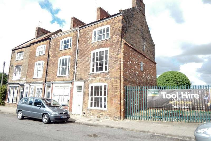4 Bedrooms Town House for sale in High Street, Boston, PE21