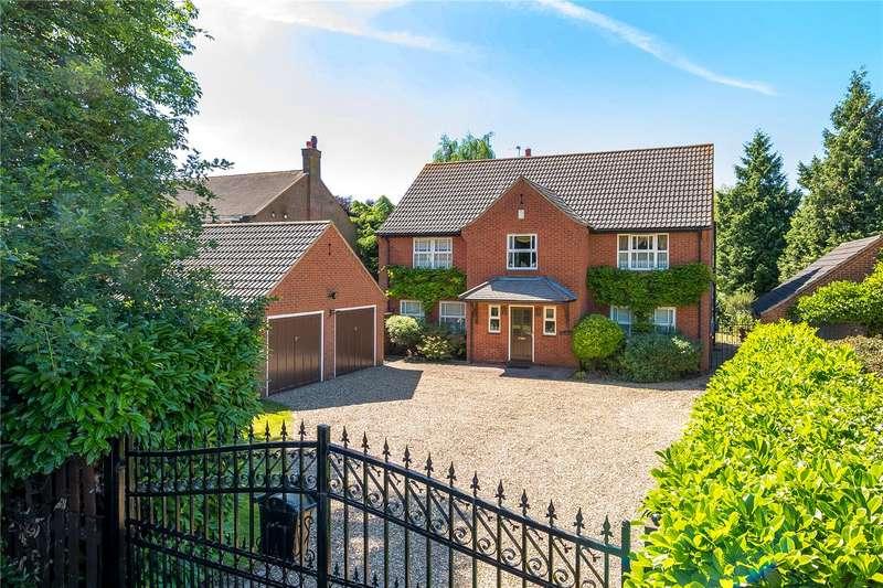 4 Bedrooms Detached House for sale in Belton Lane, Grantham, NG31