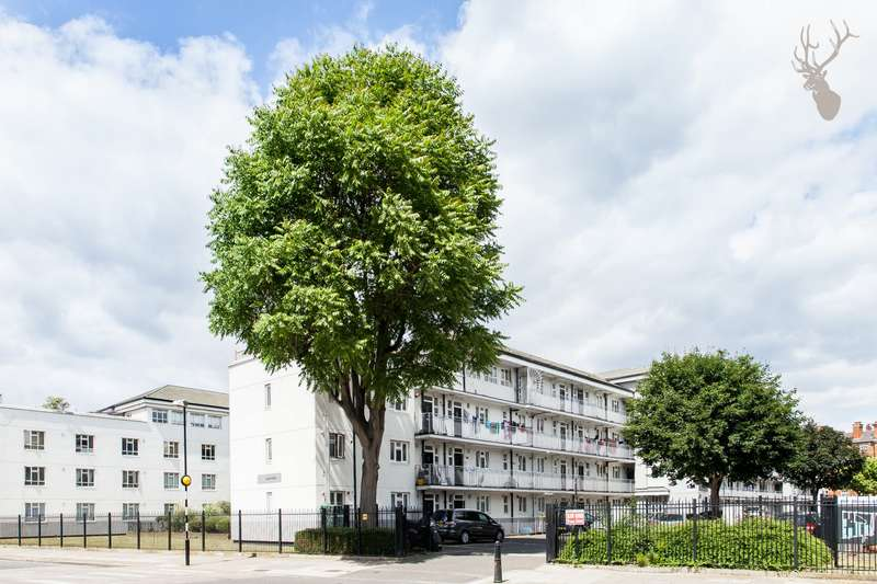 2 Bedrooms Flat for sale in Ajax House, Old Bethnal Green Road, London, E2