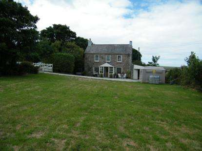 House for sale in ., Sancreed, Penzance