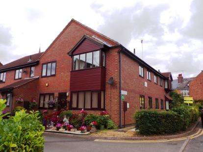 2 Bedrooms Retirement Property for sale in Bushloe Court, Blunts Lane, Wigston, Leicestershire