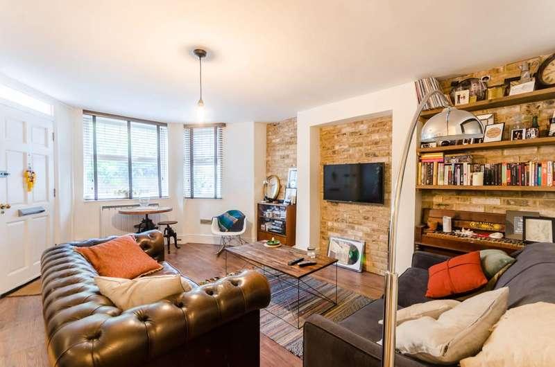 1 Bedroom Flat for sale in Forburg Road, Stoke Newington, N16