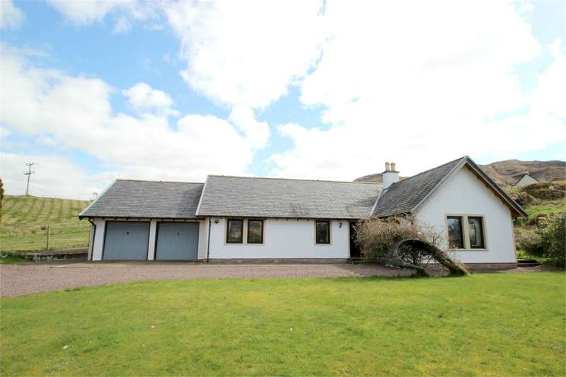 3 Bedrooms Detached House for sale in Achintee, Strathcarron, IV54