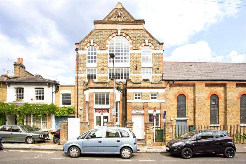 2 Bedrooms Flat for sale in Dalling Road, London, W6