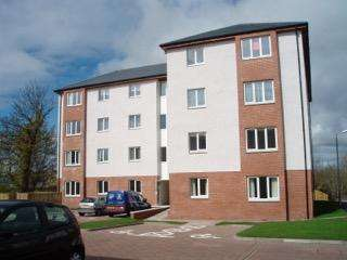 2 Bedrooms Flat for sale in George Court, Irvine, KA12