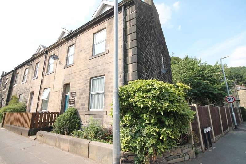 4 Bedrooms End Of Terrace House for sale in Burnley Road, Lydgate