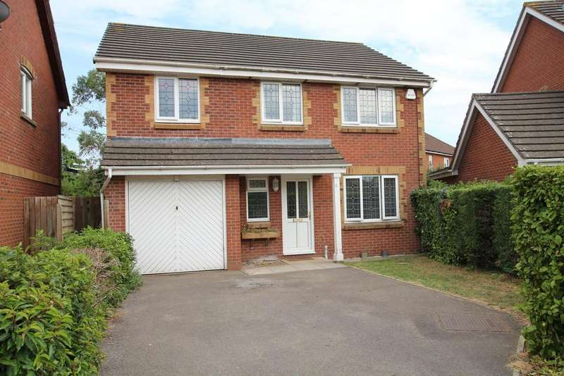 5 Bedrooms Detached House for sale in Detached executive family home