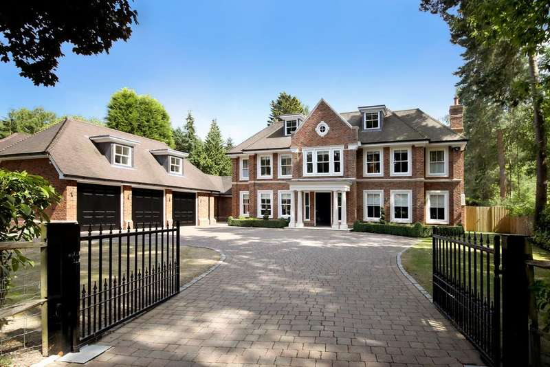 7 Bedrooms Detached House for sale in Prince Consort Drive, Ascot