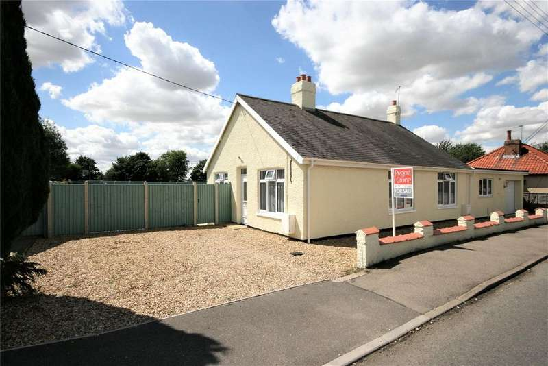 4 Bedrooms Detached Bungalow for sale in Rotten Row, Pinchbeck, PE11