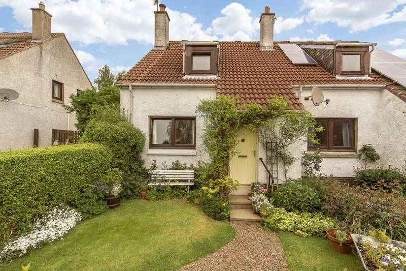 2 Bedrooms Semi Detached House for sale in 6 Kippithill, Humbie, EH36 5PP