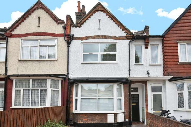 2 Bedrooms Flat for sale in Brownhill Road, Catford