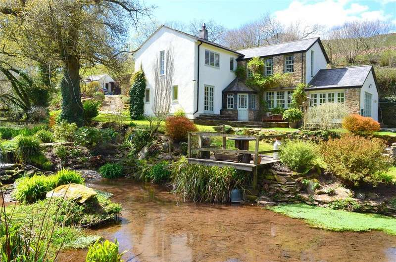 5 Bedrooms Detached House for sale in Blackawton, Totnes, TQ9