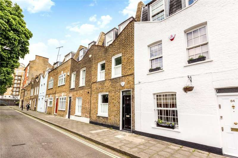 3 Bedrooms House for sale in Boston Place, London