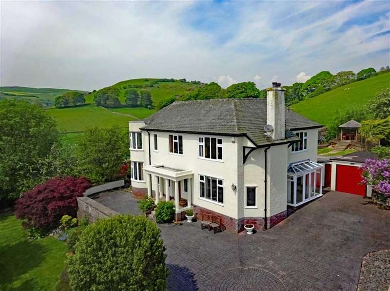4 Bedrooms Detached House for sale in Chittery Lane, Ulverston, Cumbria