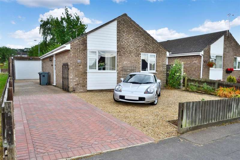 2 Bedrooms Detached Bungalow for sale in Fifth Avenue, Grantham