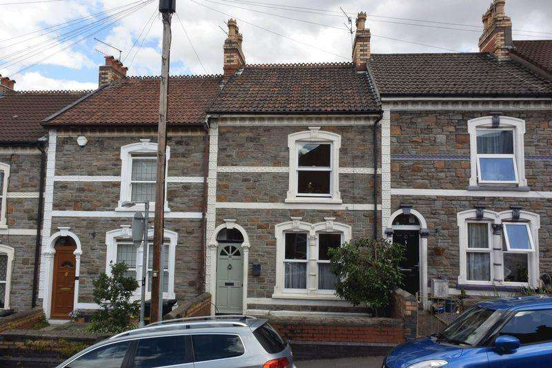 2 Bedrooms Terraced House for sale in Orchard Road, Bristol, BS5 7HS