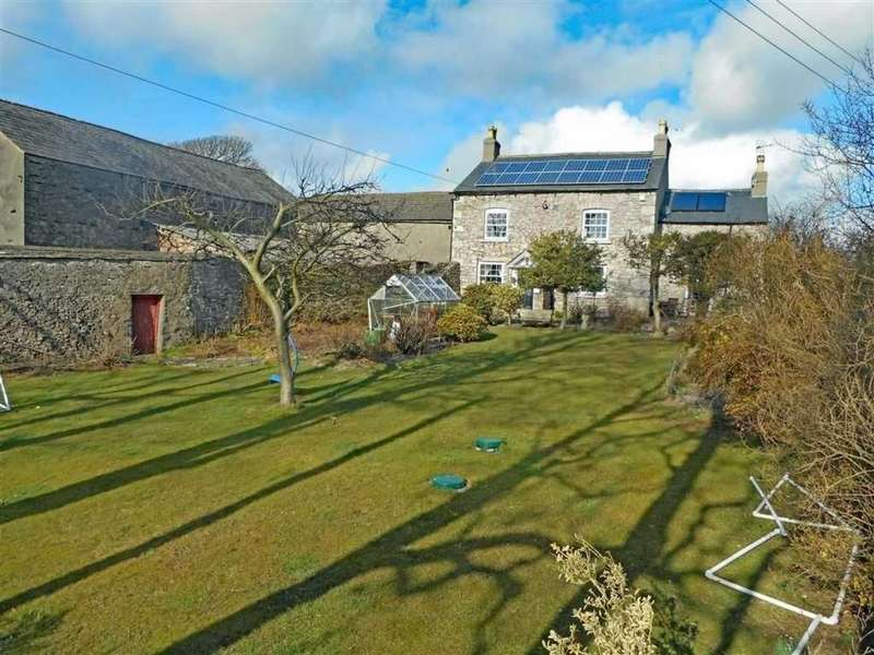 4 Bedrooms Barn Conversion Character Property for sale in Dalton In Furness, Cumbria