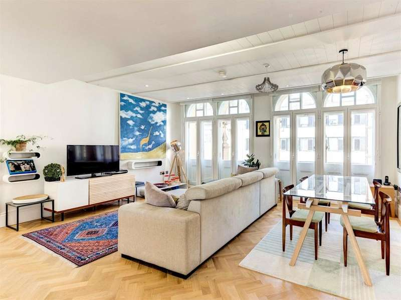 3 Bedrooms Apartment Flat for sale in Oxford Street, Soho, W1D