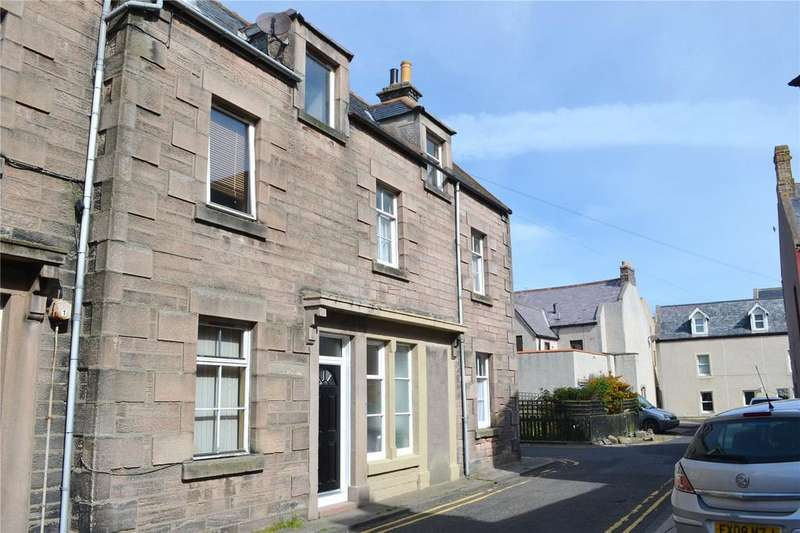 4 Bedrooms House for sale in The Old Bakery, Queen Street, Eyemouth, Berwickshire