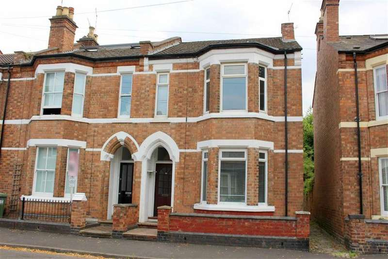 3 Bedrooms Terraced House for sale in Camberwell Terrace, Leamington Spa, CV31