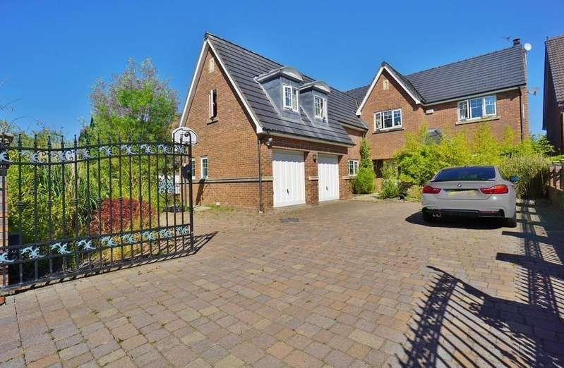 5 Bedrooms Detached House for sale in The Drive, Brockhall Village