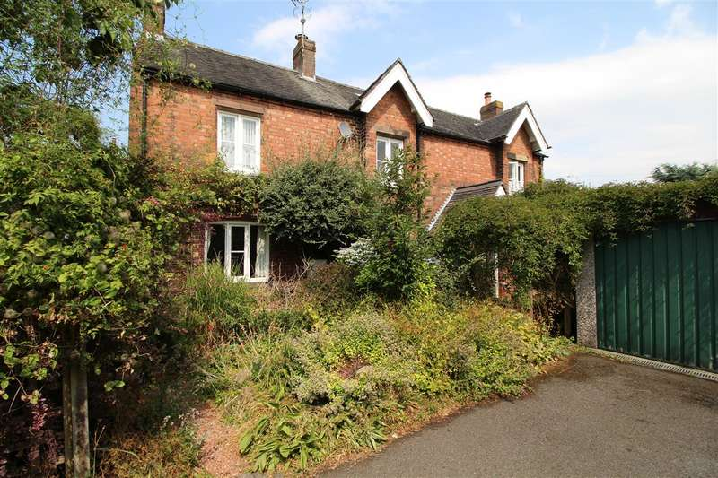 4 Bedrooms Detached House for sale in Warmwells Lane, Marehay