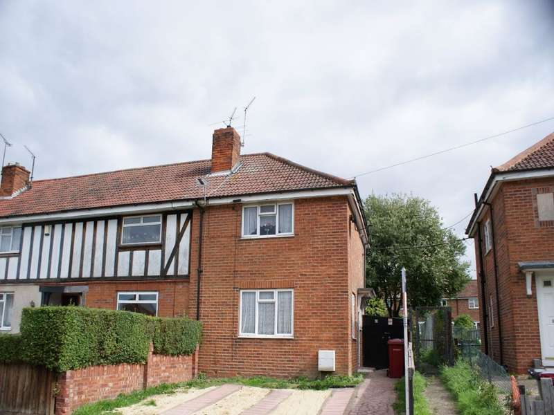 2 Bedrooms End Of Terrace House for sale in Brixham Road, Reading, Berkshire