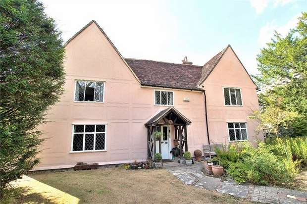 5 Bedrooms Cottage House for sale in Great Yeldham, Halstead, Essex