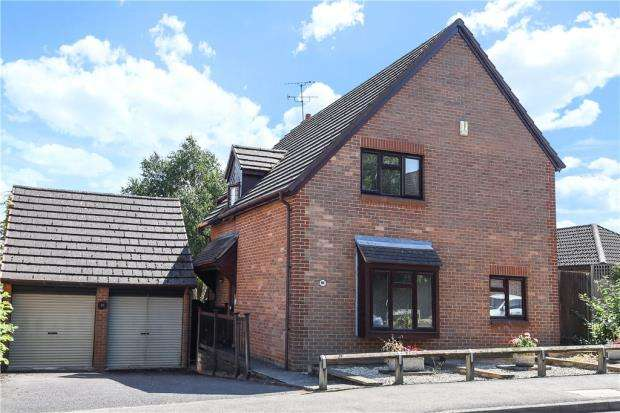 4 Bedrooms Detached House for sale in Bishops Drive, Wokingham, Berkshire