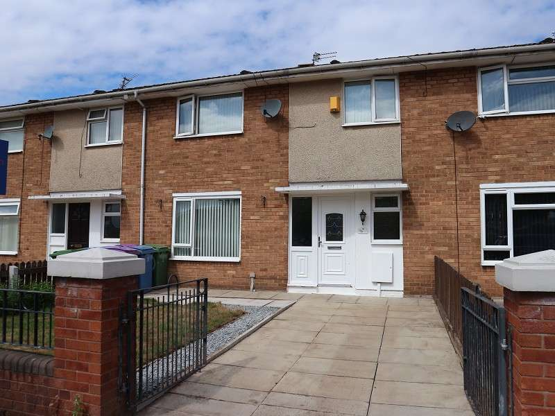 3 Bedrooms Terraced House for sale in Woodgate , Liverpool, Merseyside. L27 1YH