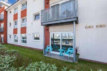 2 Bedrooms Flat for sale in Dockers Gardens, Ardrossan