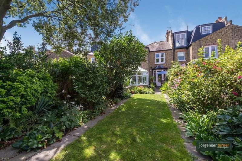 4 Bedrooms House for sale in Wormholt Road, Shepherds Bush, London, W12 0LP