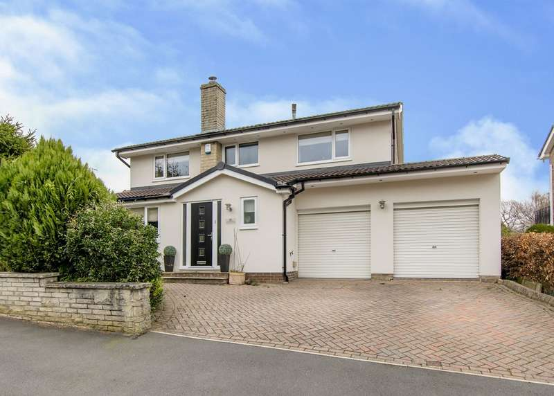 4 Bedrooms Detached House for sale in 80 Devonshire Road, Dore, S17 3NW