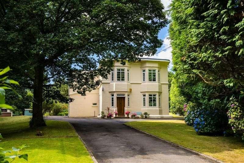 4 Bedrooms Detached House for sale in Dyffryn, Neath