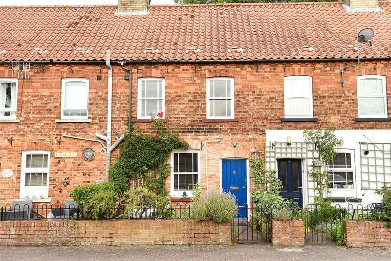 2 Bedrooms Terraced House for sale in Banks Lane, Heckington, NG34