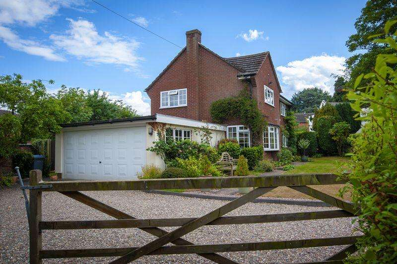 3 Bedrooms House for sale in Doctors Lane, Lichfield
