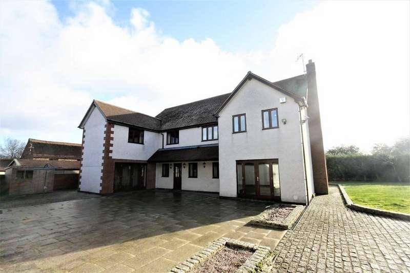 4 Bedrooms Detached House for sale in Fenn Lane, Nr Fenny Drayton