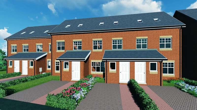 4 Bedrooms Town House for sale in Appleton Walk, Western Way