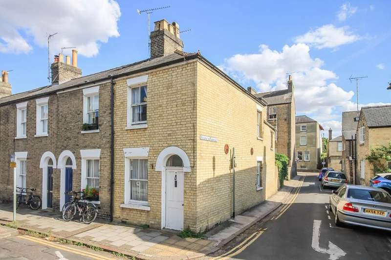 2 Bedrooms End Of Terrace House for sale in Norwich Street, Cambridge