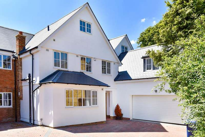 10 Bedrooms Detached House for sale in Lakeside, Summertown, OX2, Oxfordshire, OX2