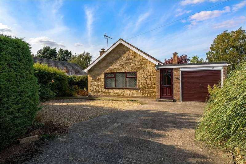 3 Bedrooms Detached Bungalow for sale in Fen Road, Pointon, Sleaford, NG34