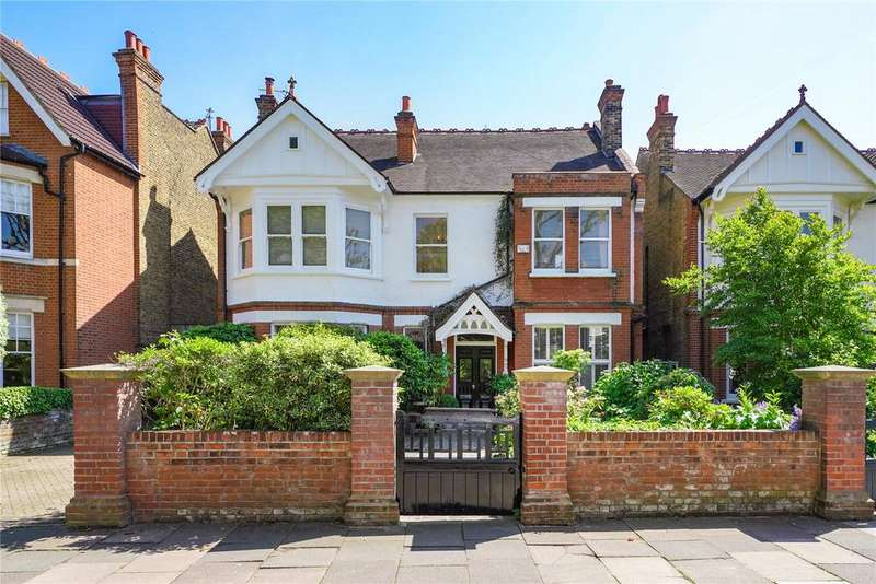 5 Bedrooms Detached House for sale in Woodville Gardens, Ealing, London, W5