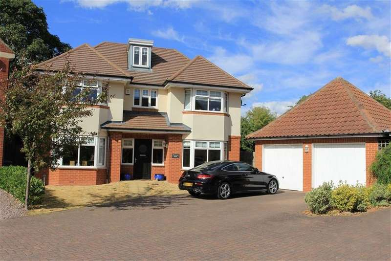 5 Bedrooms Unique Property for sale in Winkadale Close, Bushby, Leicester